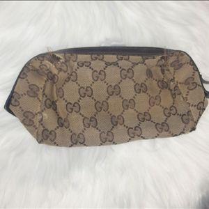 Gucci make up bag (some wear)